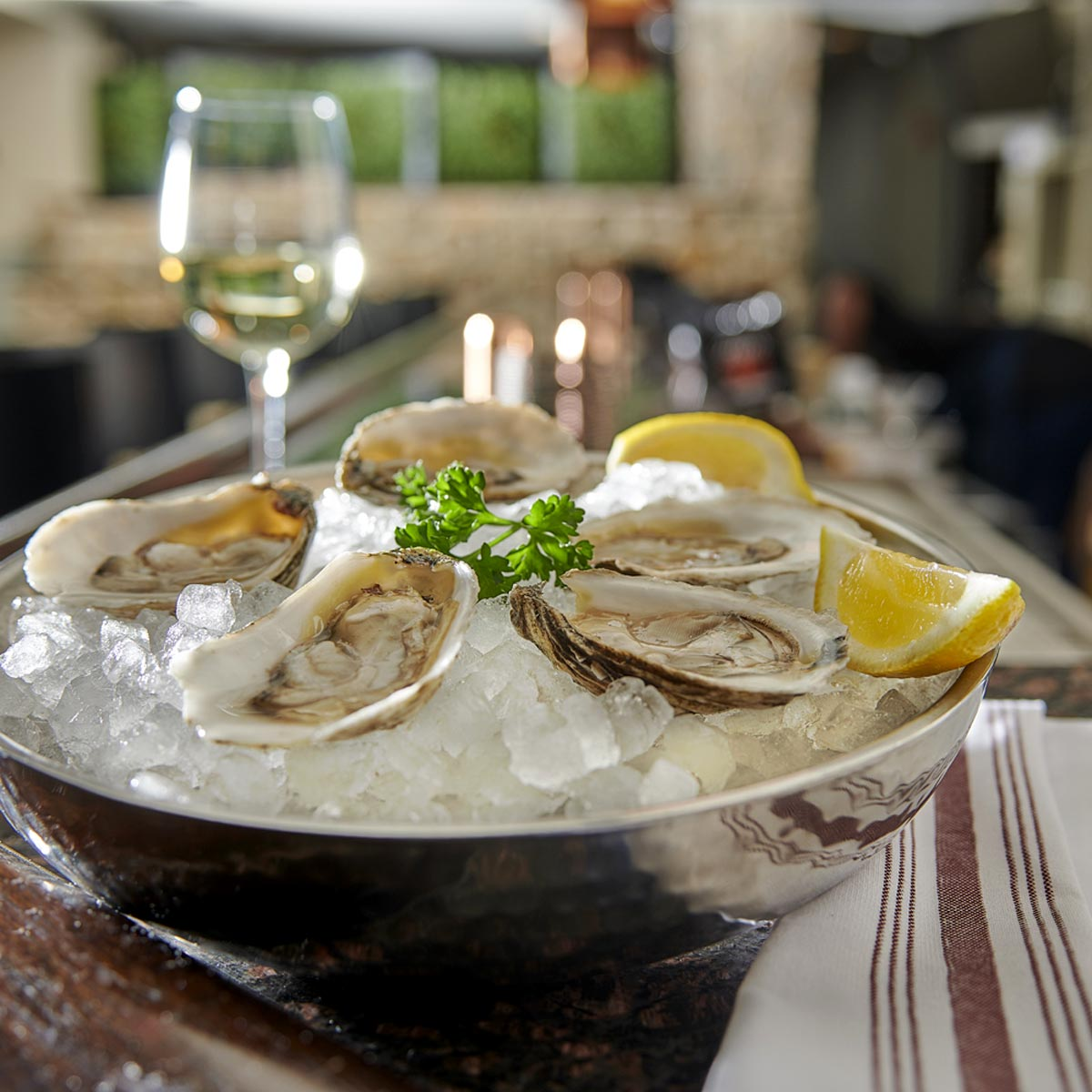 Bay Fresh Oysters New Jersey Seafood Restaurant