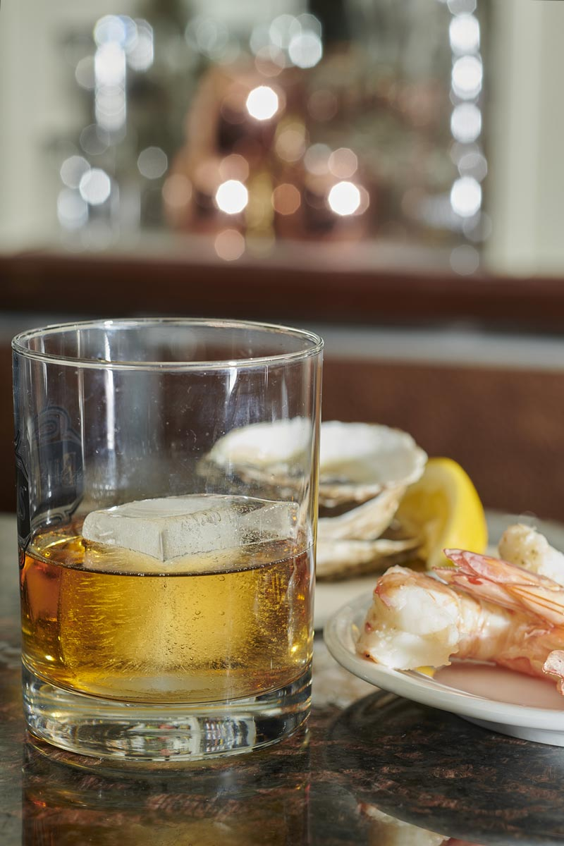 Whiskey On The Rocks  Fresh Seafood Restaurant